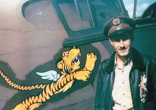 Vintage Flying Tigers Jacket 1