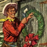 Cowboy Christmas Time