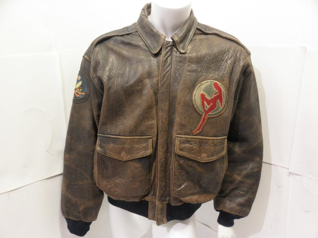 E.O.F. Approved: Vintage 'Flying Tigers' Jacket
