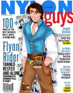 Disney Flynn Nylon