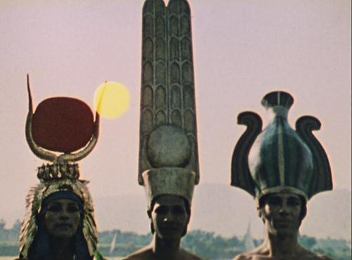 lucifer rising- egyptian gods- kenneth anger