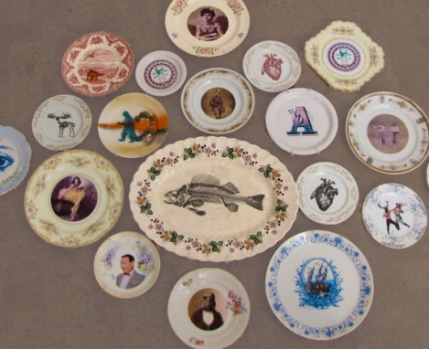Right On_Cool Vintage Plate_Reuse_2