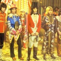 Flashback: Rock and Roll Circus!
