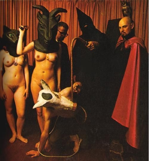 Satanic nudes, hemale sex