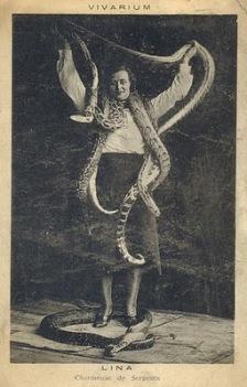 snake_charmer_french_postcard