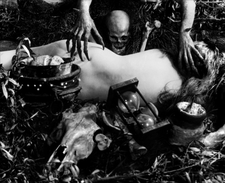 1922 Haxan - Witchcraft through the ages - La brujeria a traves de los tiempos (foto) 02