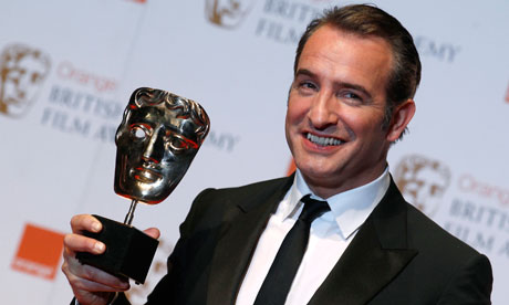 Fancy and folly giving me the silent treatment the eye for Jean dujardin bafta