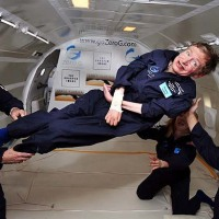 Sexual Escapades with Physicist Stephen Hawking