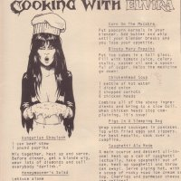 Cooking with Evil! Recipes for the Walking Dead