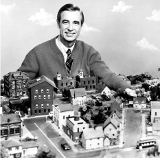 dreams miniatures mr.rogers