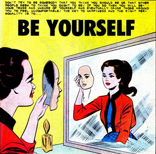 EOF-Be Yourself