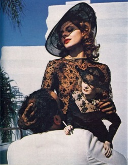doll dummy pupper lace nastassja kinski helmut newton playboy may 1983
