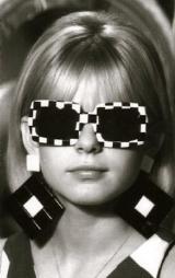 glasses France Fall c1965