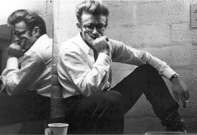 glasses james dean