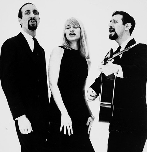 Peter Paul and Mary Travers