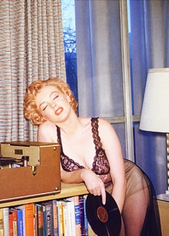 music lovers sultry marylin