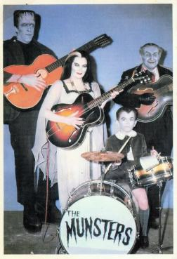 music lovers the munsters band