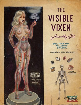 Women of the Eye Invisible Vixen
