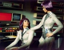 women of the eye purple hair spacewomen