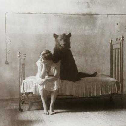 Women of the Eye with bear