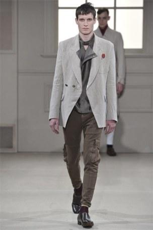 Alexander Mcqueen Spring Menswear