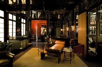 Exotic in YSL Apartment