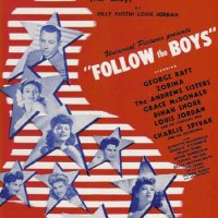 Music/Movie Minute: Is You Is Or Is You Ain't Followin' The Boys (1944)