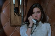 jennifer connelly- vintage style icon- 1980s horror classic phenomena