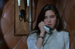 jennifer connelly- vintage style icon- 1980s horror classic phenomena