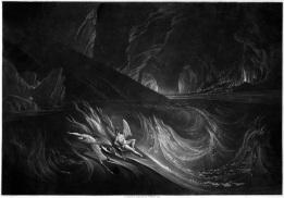 John Martin (Satan on a Burning Lake)