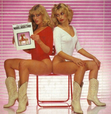 twin 80s cowboy boots