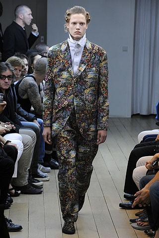 Yohji Yamamoto Spring 2012 Dreamer Inspiration 2