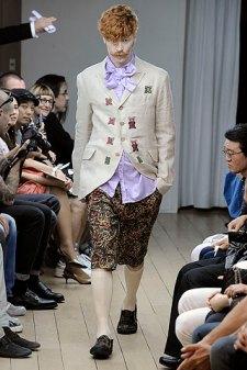Yohji Yamamoto Spring 2012 Dreamer Inspiration