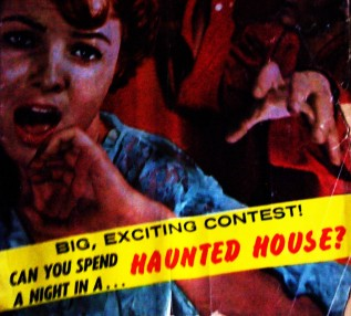 A Night in a Haunted House 1