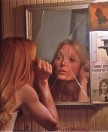 Carrie 1976- Mirror Makeup Mirror - Sissy Spacek