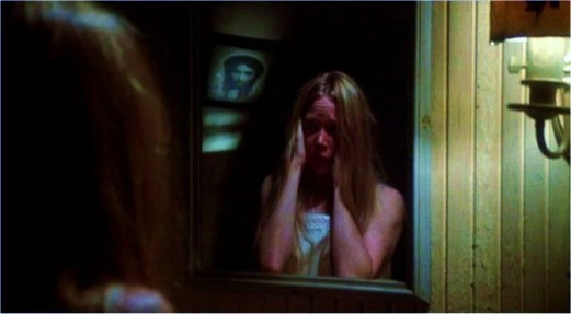 Carrie White Looks Jesus in the Face