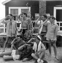 The Mates of Fire Island