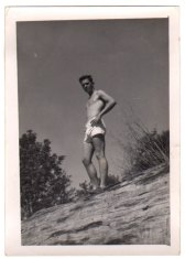 The Mystery Boy of Summer-1950s
