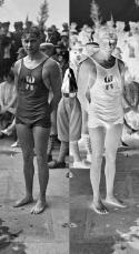 Vintage Mens Bathing Suit Circa. 1910