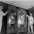 A beautiful chinese cabinet of mysteries