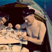 Come Sail Away With Me . . . Sailing The Norwegian Sea {Summer, 1937}.