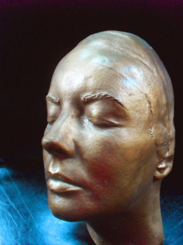 Elizabeth Taylor In the Plaster Flesh!?