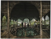glen afton spring - near pen mar park- 1903
