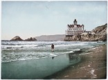 the cliff house - san francisco- 1899