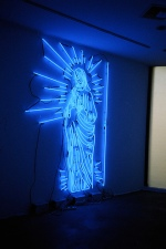 Catholic Neon Jesus Lights