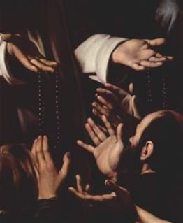 catholic priest beads