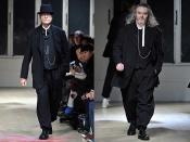catholic Priest fashion yohji yamamoto
