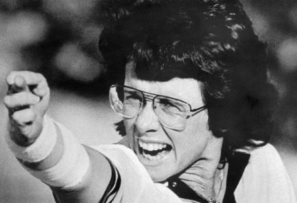 EOF- Billie Jean King KNOWS