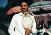 EOF TENNIS- ALTHEA GIBSON- COLOUR