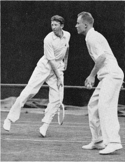 eof tennis- doubles